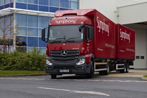 Symphony lorries