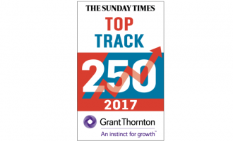Symphony Group in Sunday Times Top 250
