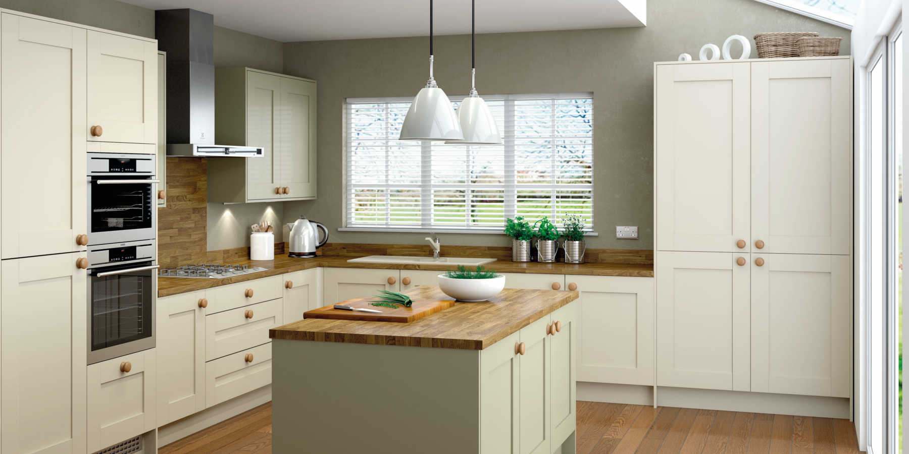 Bovis Homes Kitchens