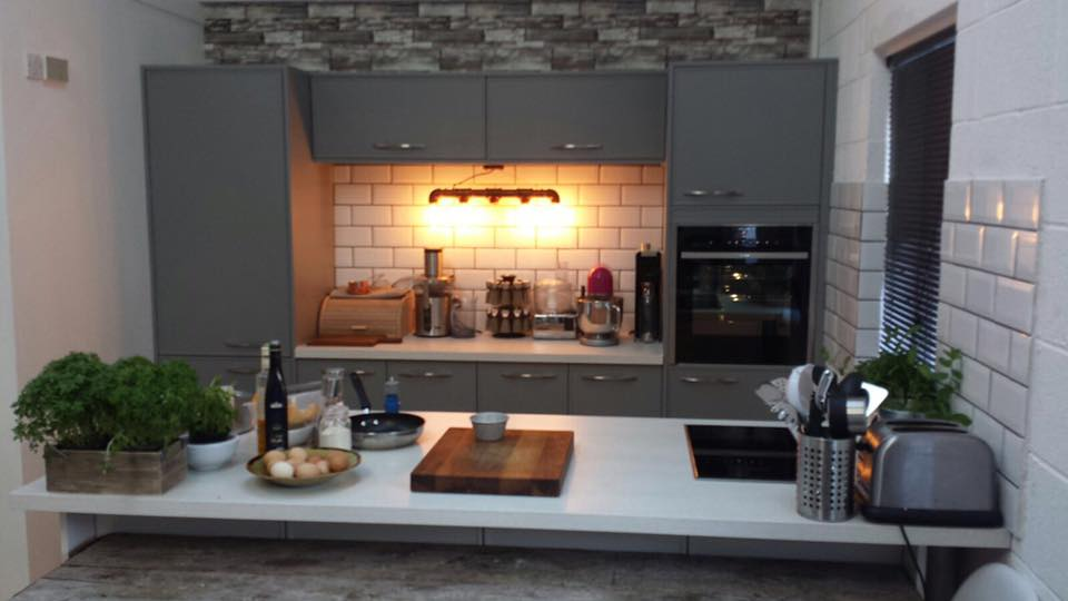 Symphony Supplies New Cooking School For Peter Sidwell
