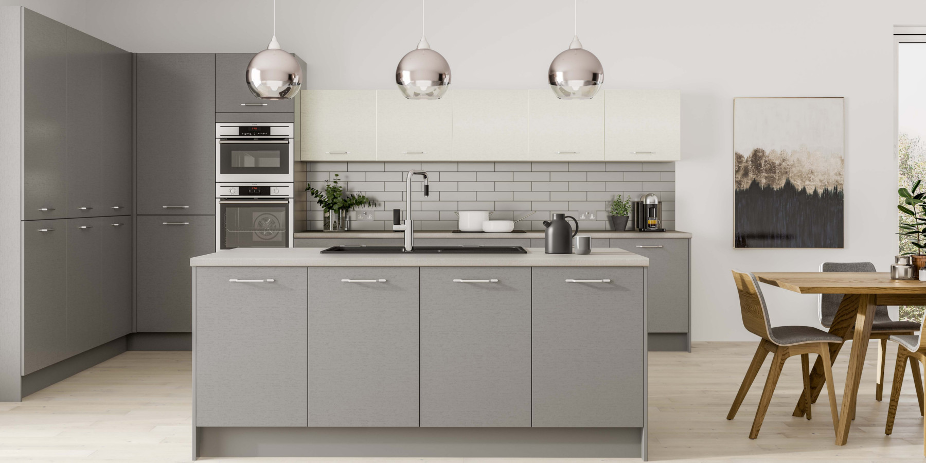 Kitchens Plaza Gallery Milano Symphony Group Uk