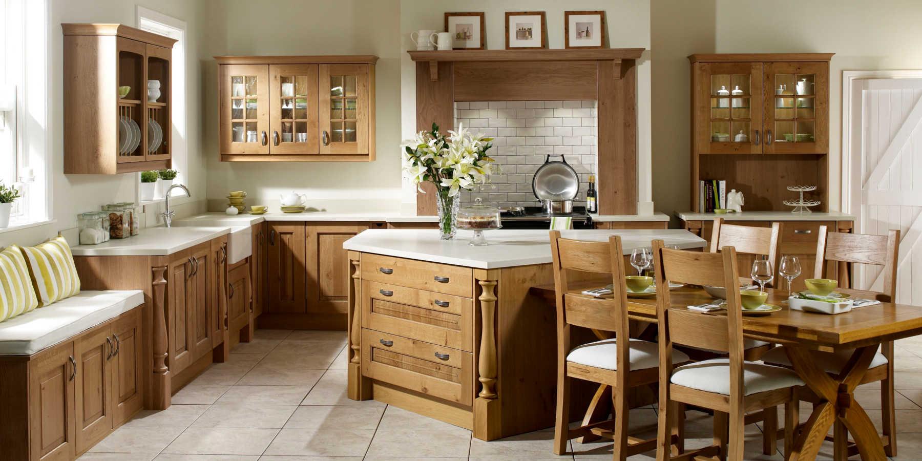 Fitted Kitchen Stamford Range