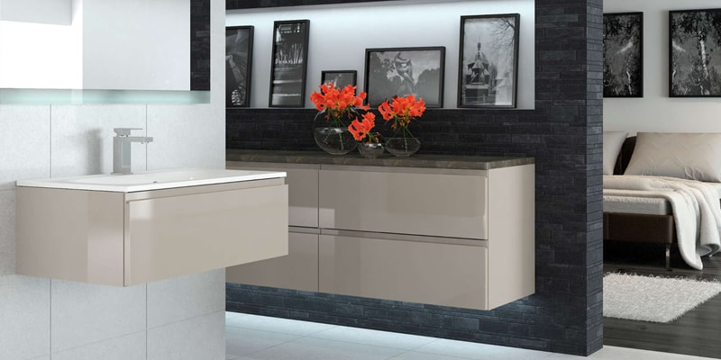 Fitted Kitchens, Bedrooms & Bathroom Furniture - Symphony