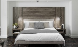 Create the look: Contemporary bedroom design
