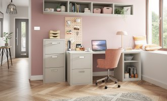 5 Steps to Achieve the Dream Home Office