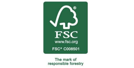 100% FSC® Certified Timber