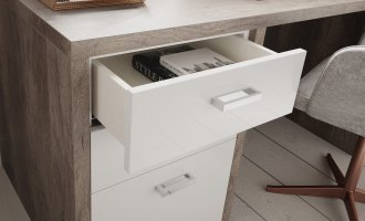 Coordinate your working and living space with Home Office from Urbano