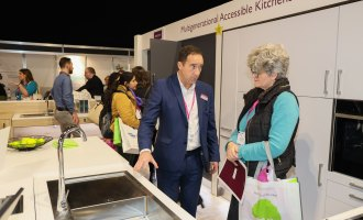 Symphony announce successful launch of Freedom kitchens at the Occupational Therapy Show
