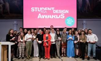 Symphony Sponsors the Next Generation of Designers – RSA Design Awards