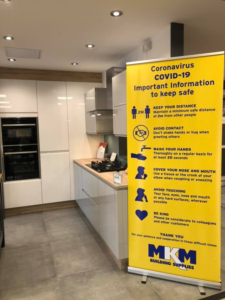 MKM Building Supplies - Leeds - Additional Units, Kitchens