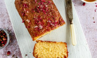 Mothers Day Treats with Peter Sidwell | Lemon and Rose Drizzle