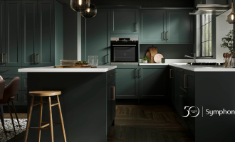 Green Kitchens | Bringing the Outside In