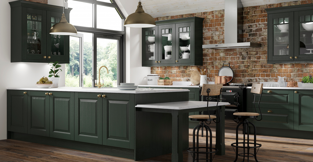 Fitted Kitchens, Bedrooms & Bathroom Furniture - Symphony Group UK