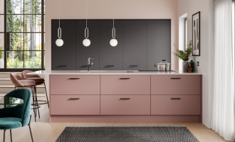 Perfectly Pink – The Latest Kitchen Trend
