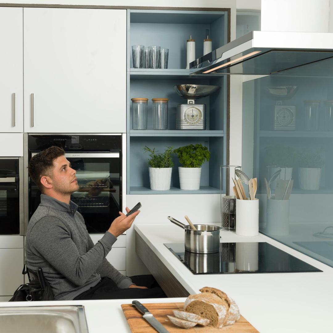 Accessible Appliances