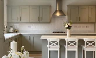 Subtle Kitchen Renovations    Scarlett Dixons Home