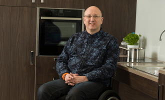 Adam Thomas Announces in Shaw Trust Power 100 | The Most Influential Disabled People UK