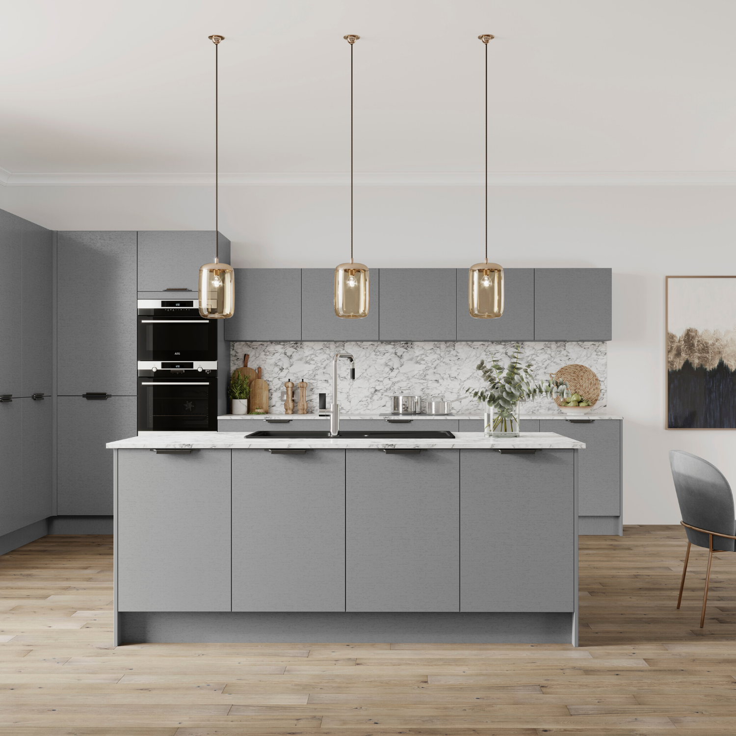 4 Steps to Your New Kitchen